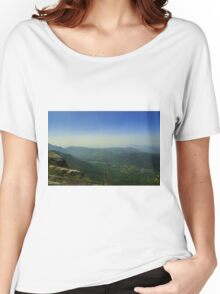 Green Valley & Blue Sky Women's Relaxed Fit T-Shirt