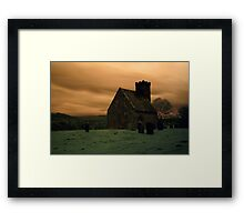 Upleatham Church Framed Print