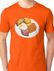 Gammon Egg and Beans Unisex T-Shirt