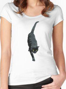 Sindar Women's Fitted Scoop T-Shirt