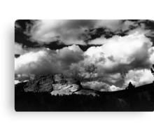 Crazy Horse Memorial Canvas Print