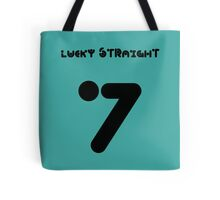 7 Lucky Straight Tote Bag