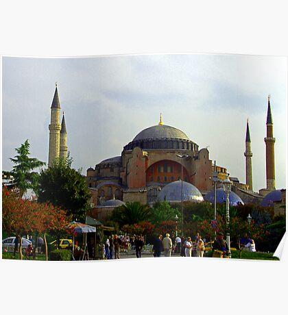 Hagia Sophia Poster
