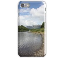 Skiddaw Skyline iPhone Case/Skin