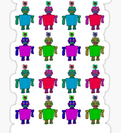 We are the robots Sticker