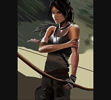 Lara Croft Reborn Unisex T-Shirt