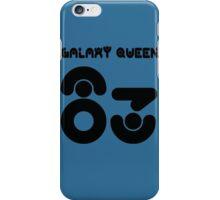 GALAXY QUEEN 83 iPhone Case/Skin
