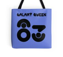 GALAXY QUEEN 83 Tote Bag