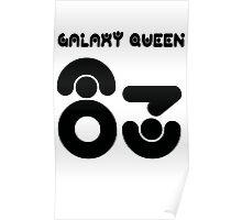 GALAXY QUEEN 83 Poster