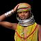 BONDA GIRL - ORISSA by Michael Sheridan