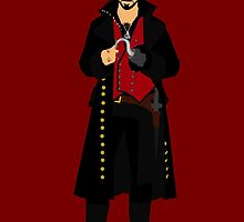 Captain Hook by Nayulie