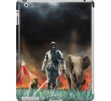 Animal revenge iPad Case/Skin