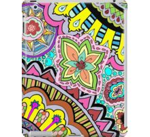 colorful mandalas iPad Case/Skin