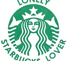 Lonely Starbucks Lover by meandthemoon