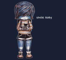 Smile Baby - Retro Tee Kids Clothes