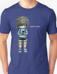 Smile Baby Tee Unisex T-Shirt