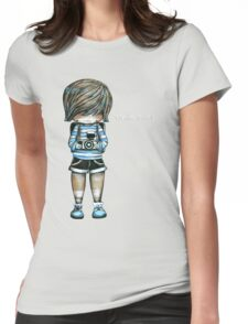Smile Baby Tee Womens Fitted T-Shirt