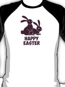 Happy Easter Bunnies T-Shirt