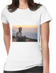 Photographer Photographed Womens Fitted T-Shirt