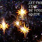Let The Star Guide You by Katagram