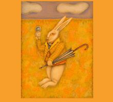 Illustration The White Rabbit Unisex T-Shirt