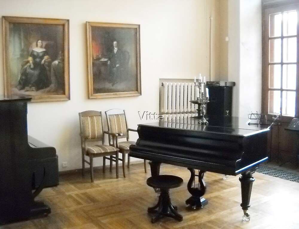 Palace Alferaki.Museum of Local History.Taganrog.Russia. Interior # 2. by Vitta