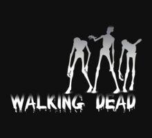 walking dead by hottehue