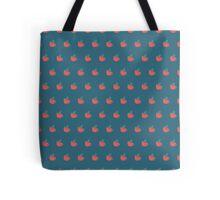 retro cuppa tea pattern Tote Bag