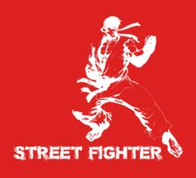 street fighter by hottehue