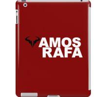 Vamos Rafa iPad Case/Skin