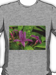 Purple Bloom T-Shirt