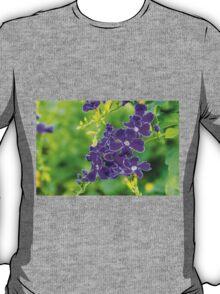 Purple over Green T-Shirt