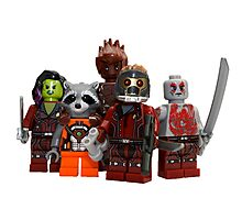 LEGO Guardians of the Galaxy Photographic Print