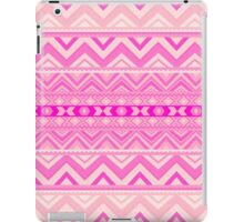 Pink #5 - Girly Aztec Pattern iPad Case/Skin