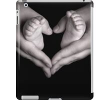 Little Feet iPad Case/Skin