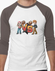 Dome VS Helix Men's Baseball ¾ T-Shirt