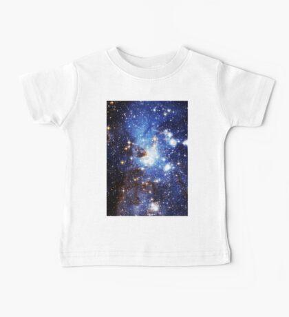 Blue Galaxy 3.0 Baby Tee