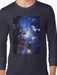 Blue Galaxy 3.0 Long Sleeve T-Shirt