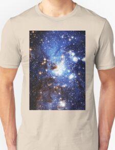 Blue Galaxy 3.0 Unisex T-Shirt