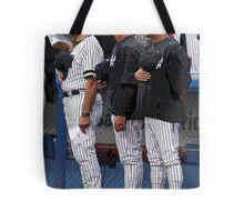 forever Yankees Tote Bag