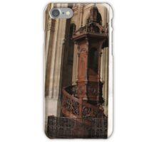 Saint-Eustache pulpit iPhone Case/Skin