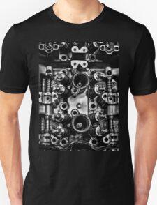 Engine BW Unisex T-Shirt