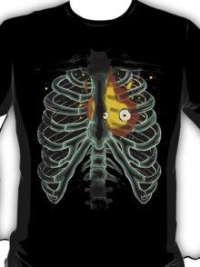 Calcifer - Heart T-Shirt