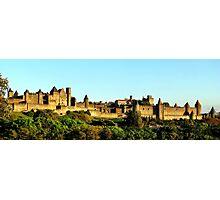 Magnificent Carcassonne Photographic Print
