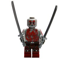 LEGO Drax the Destroyer by jenni460