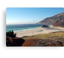 Coastal Tranquility Canvas Print