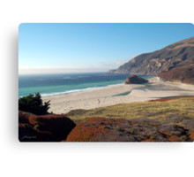 Coastal Tranquility Canvas Print