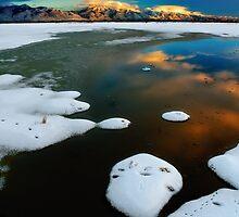 Willard Bay by Cecil Whitt