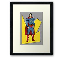 Super Harry Framed Print