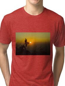 Sunset Tri-blend T-Shirt